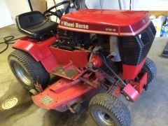 1985 Wheel Horse 312-8