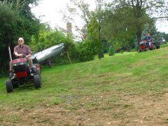 Ponderosa Barn Raising 2014-4