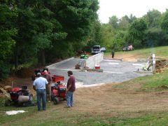 Ponderosa Barn Raising 2014-7