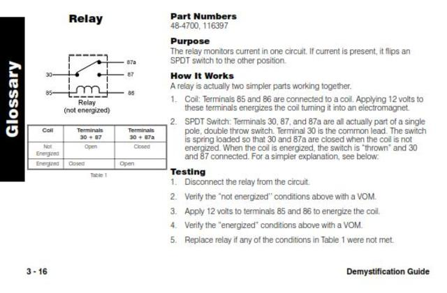Older 310-8 Bypass Wiring
