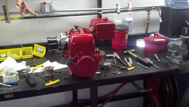 Tecumseh h40 to h60 conversion?? - Engines - RedSquare Wheel