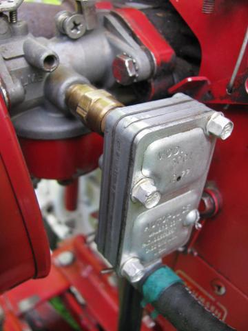 Autopulse fuel pump? - Engines - RedSquare Wheel Horse Forum