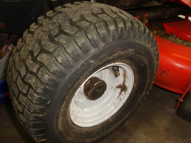 harbor freight mini tire changer eval tractors redsquare wheel horse forum