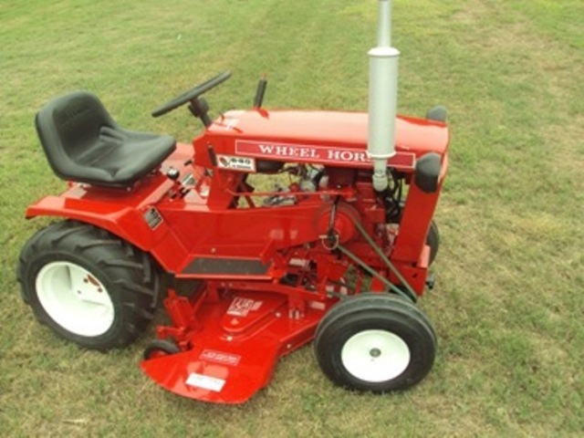 Its Time Show Me Your Stacks!!! - Wheel Horse Tractors