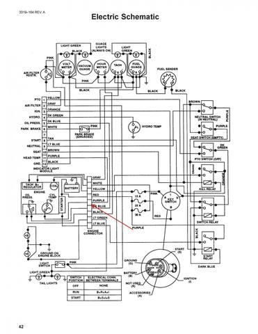 onan ignition module testing off the engine electrical rh wheelhorseforum com Onan Voltage Regulator Wiring Diagram Onan Voltage Regulator Wiring Diagram