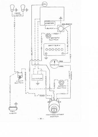 Wheel Horse Ignition Wiring Diagram on