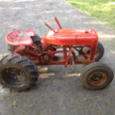 Toro Wheel Horse 244 H Mower Deck Implements And