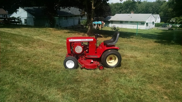 this is the tractor as of 07-29-15