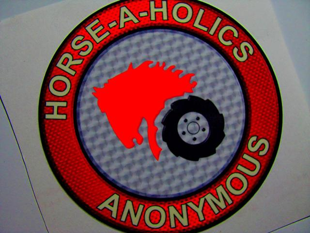 WHorse-aholics Anonymous