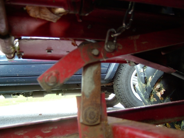 Need Picture Of Horse On Wheel Lift Assembly : Installing a quot plow implements and attachments