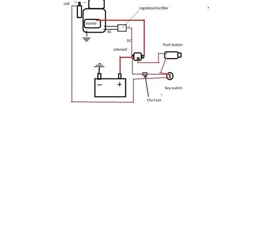 help needed k181 retrofit wiring for dummies  wheel horse