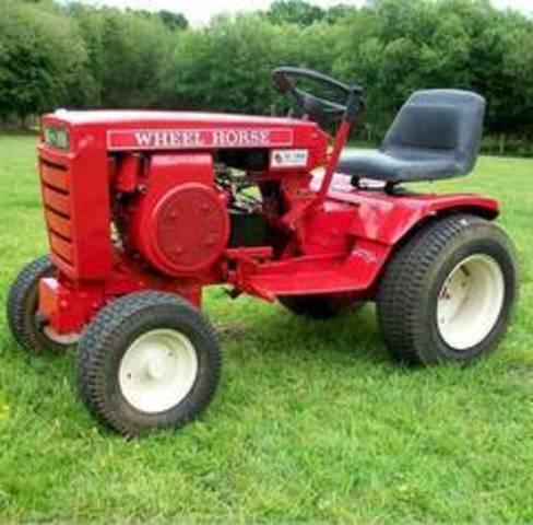 Wheel horse model - Wheel Horse Tractors - RedSquare Wheel