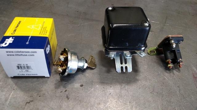 Switch Wiring Diagram On Wheel Horse Starter Solenoid Wiring Diagram