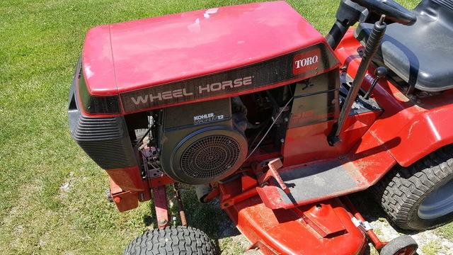96 wheelhorse 312-8