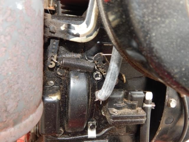 90 312-H Carburetor adjustment - Engines - RedSquare Wheel