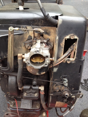 Carb cleaning or rebuild 1989 312-8 - Engines - RedSquare