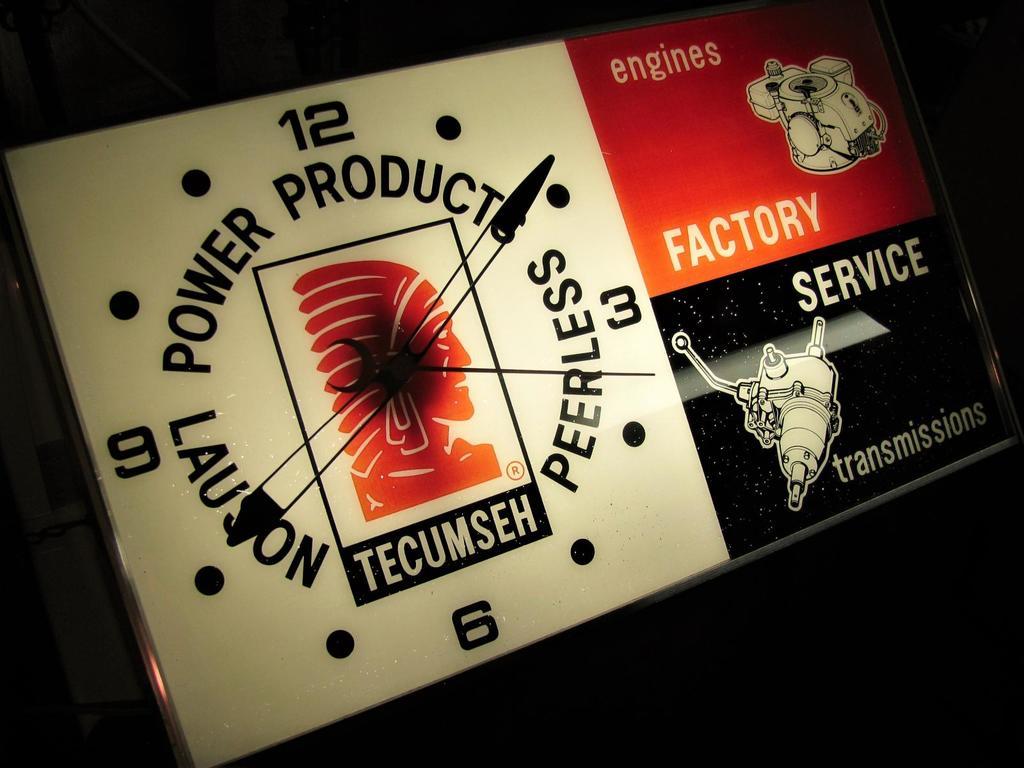 Techy Clock-2