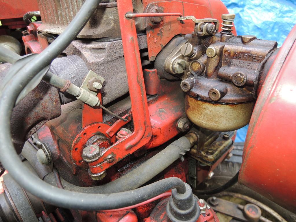 GOVERNOR K161 - Engines - RedSquare Wheel Horse Forum