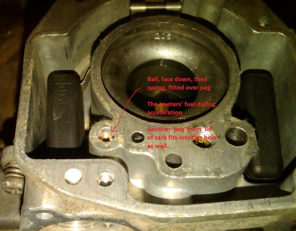 520 H Nikki carb expert? - Engines - RedSquare Wheel Horse Forum