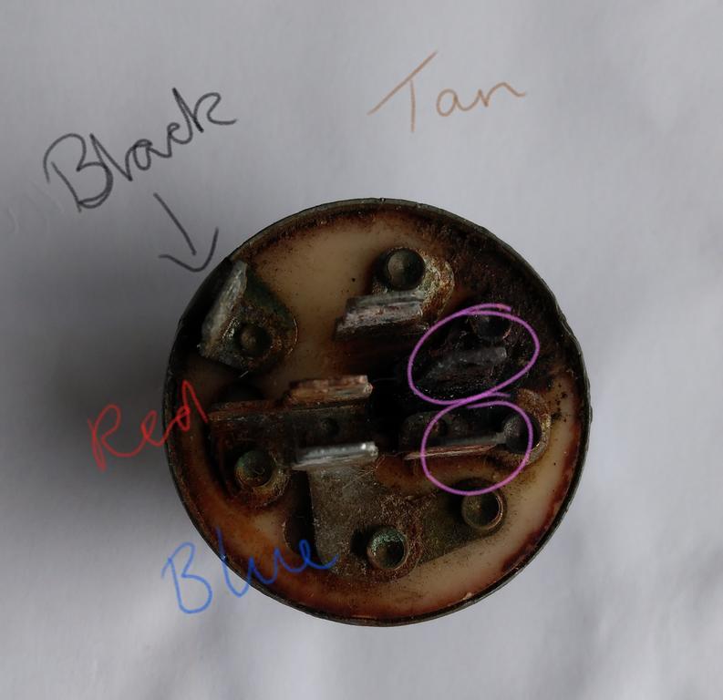 312-8 Ignition Wiring - Amateur Fix