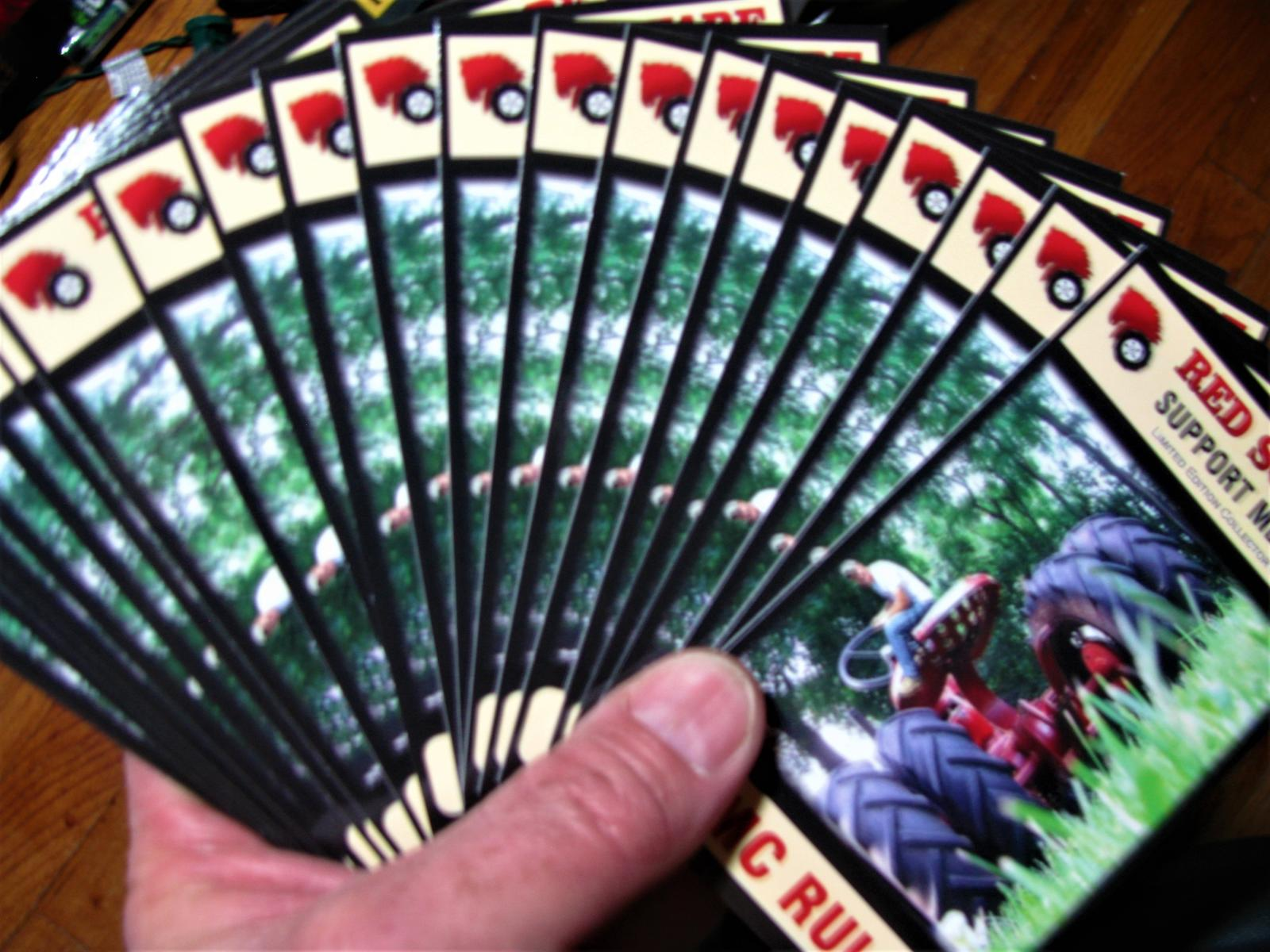Wheel-Horse Collectors Cards