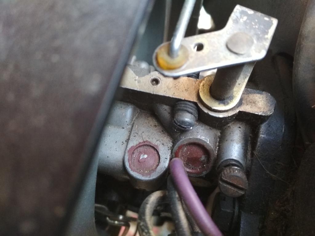 Walbro Carburetor Flooding