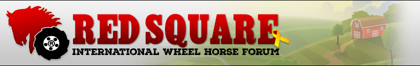 RedSquare Wheel Horse Forum