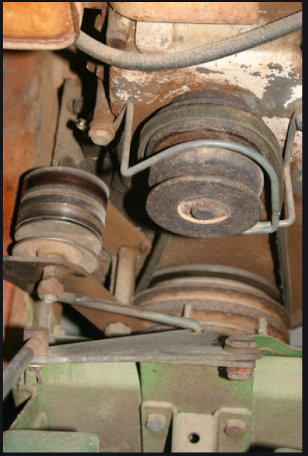 Pulley For Montgomery Wards Tiller
